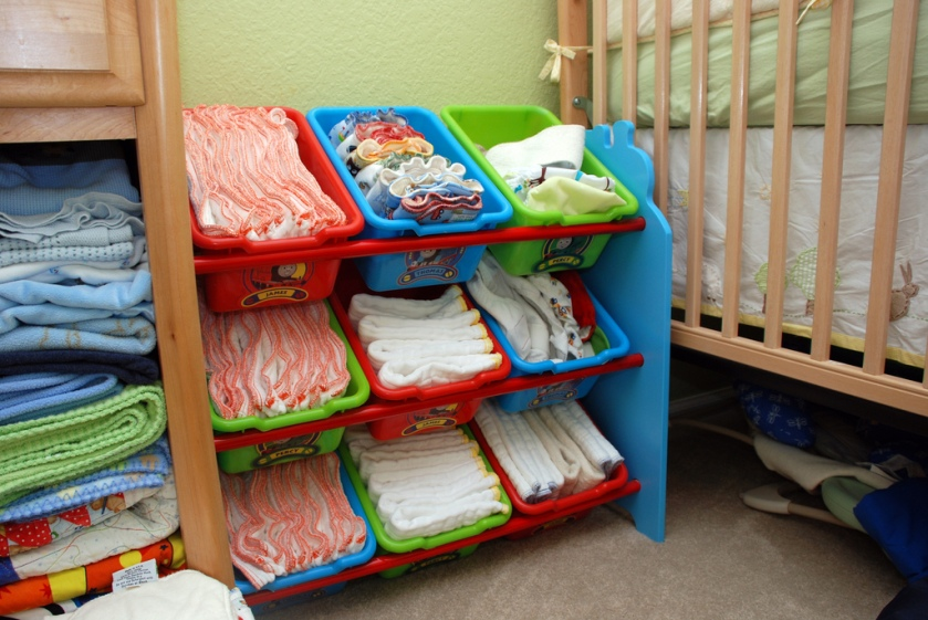 Diaper Storage - flickrdotcom