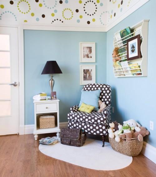 Fabric Chair - lullabycasa