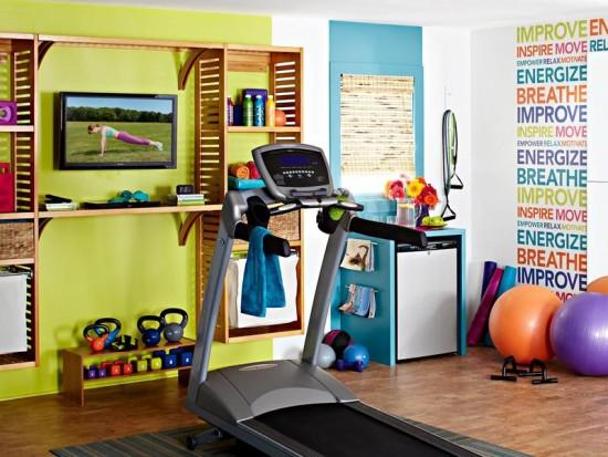 home-gym - afpinteriors