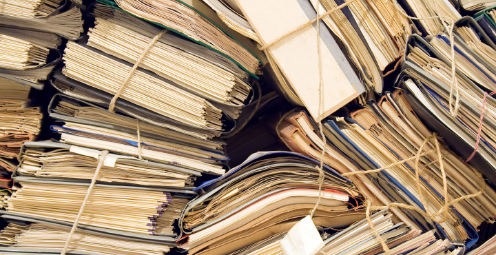 Records management in Bangalore