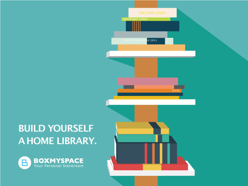 Book storage in Pune